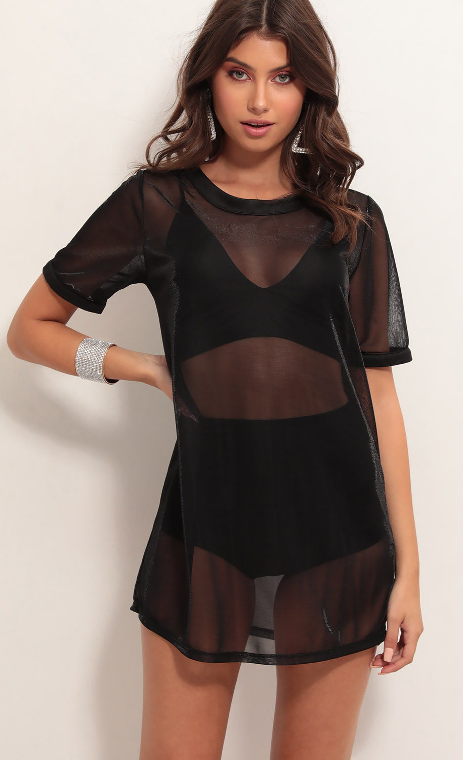 Black Edge Three Piece Set