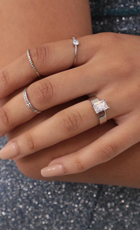 Jules 5 Piece Ring Set