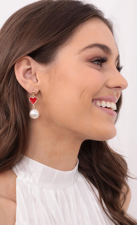 Lover Girl Dangle Earrings