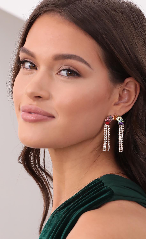 Horseshoe Love Earrings