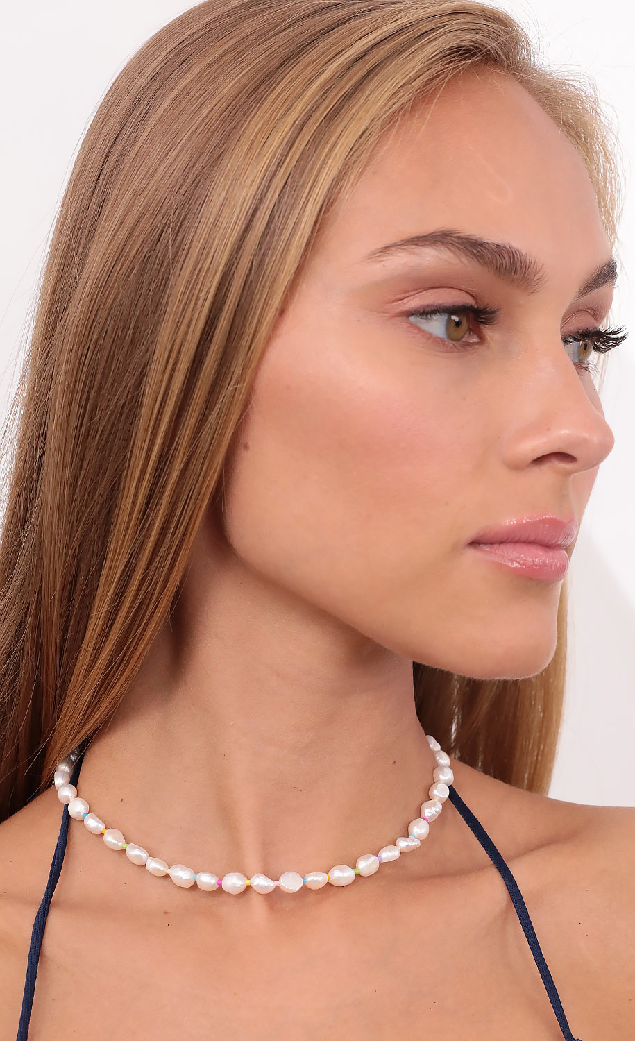 For The Love of Pearls Necklace