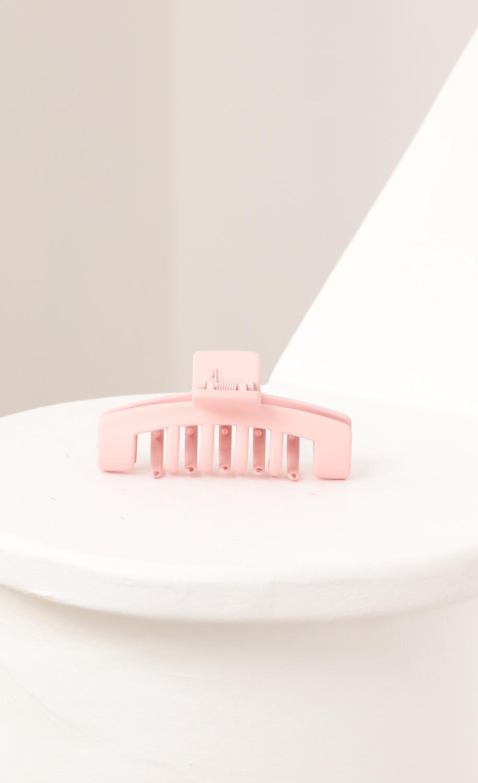 Elizabeth Clip in Light Pink