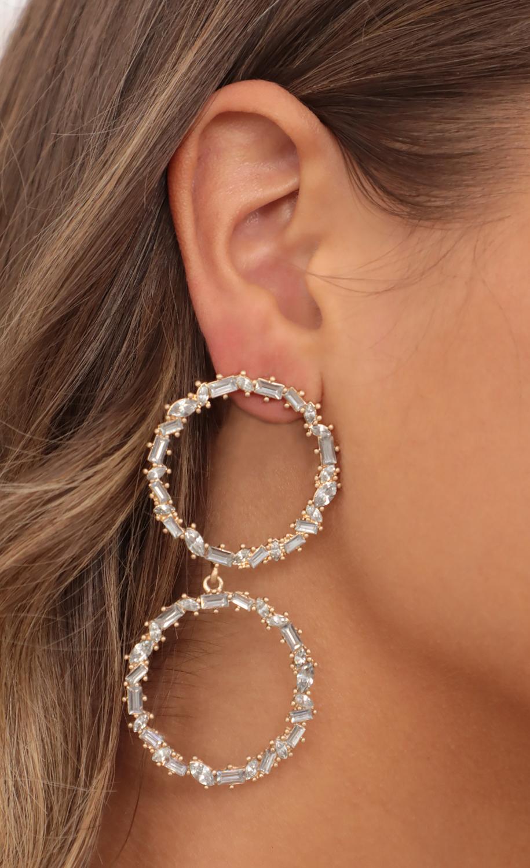 Double The Shine Earrings