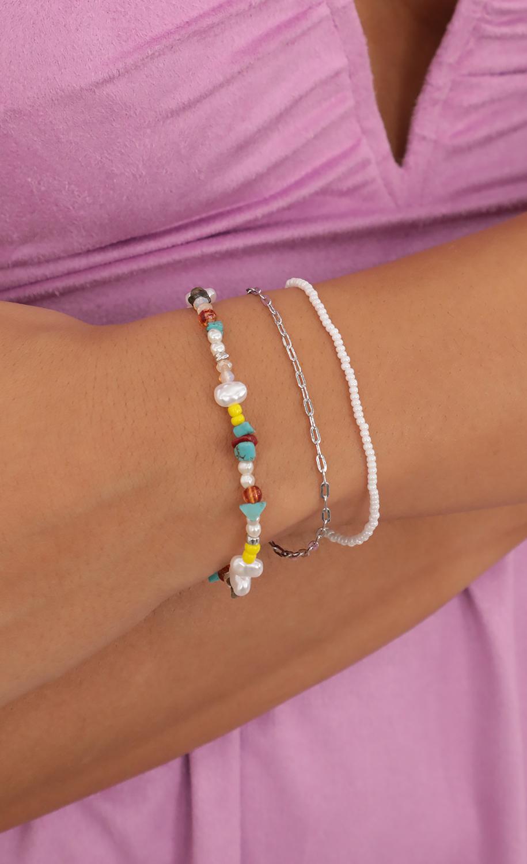 Beads of Glory Layered Bracelet