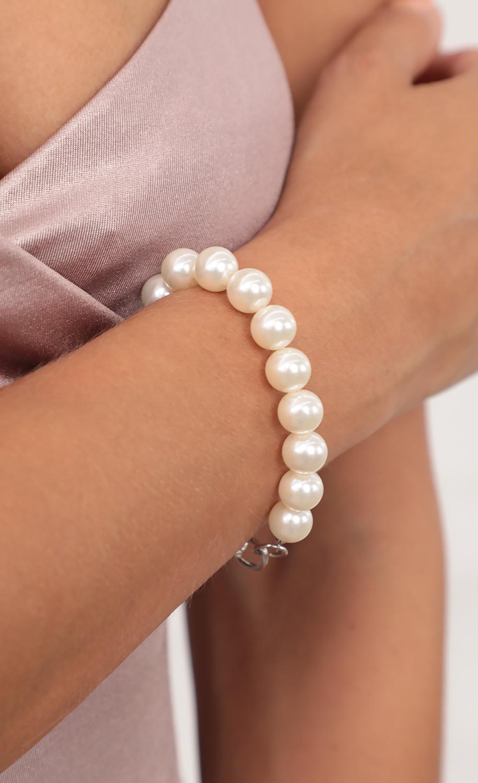 Never Enough Pearls Bracelet
