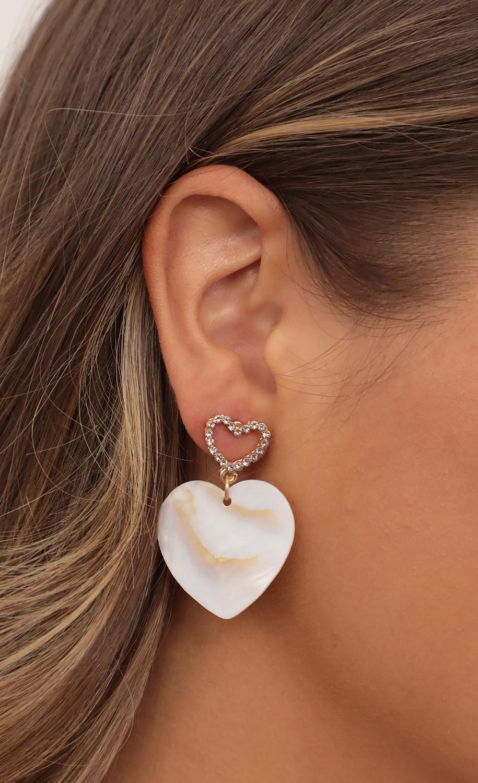 Shell Love Affair Earrings