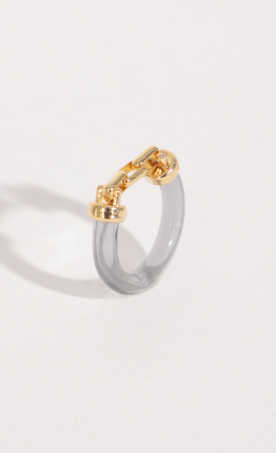 Chain Linked Acrylic Ring
