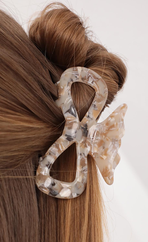 All The Marbles Claw Hair Clip