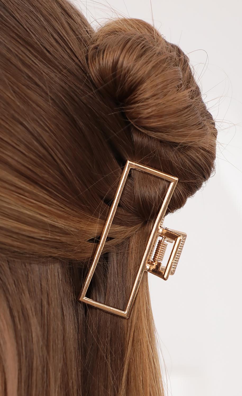 Jessica Gold Hair Clip