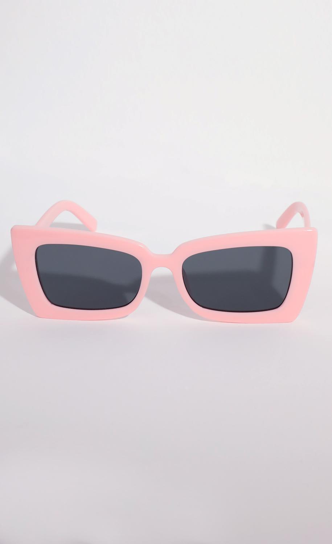 Melrose Retro Cat-Eye in Pink