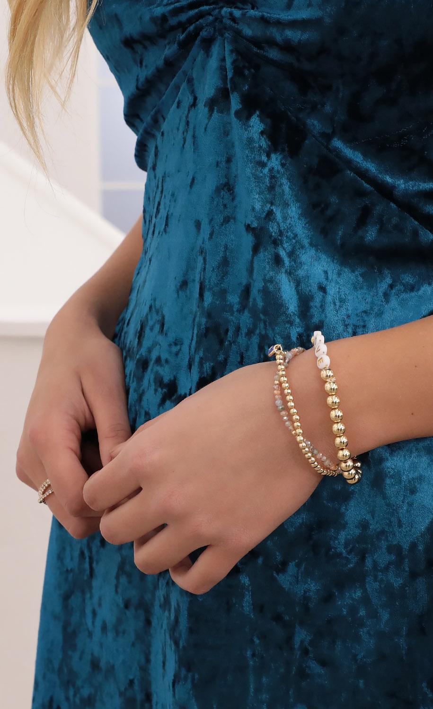 Love Beaded Bracelet Set