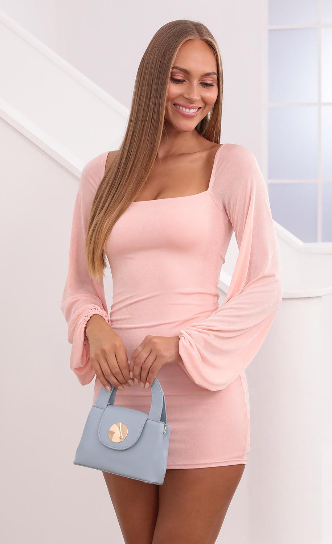 Shantelle Dress in Pink