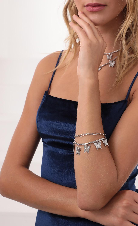 Shine On Butterly Bracelet