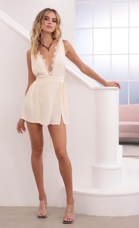 Mila Silk Slip Dress