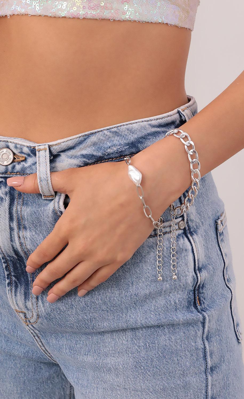 Rewrite The Stars Bracelet Set in Silver
