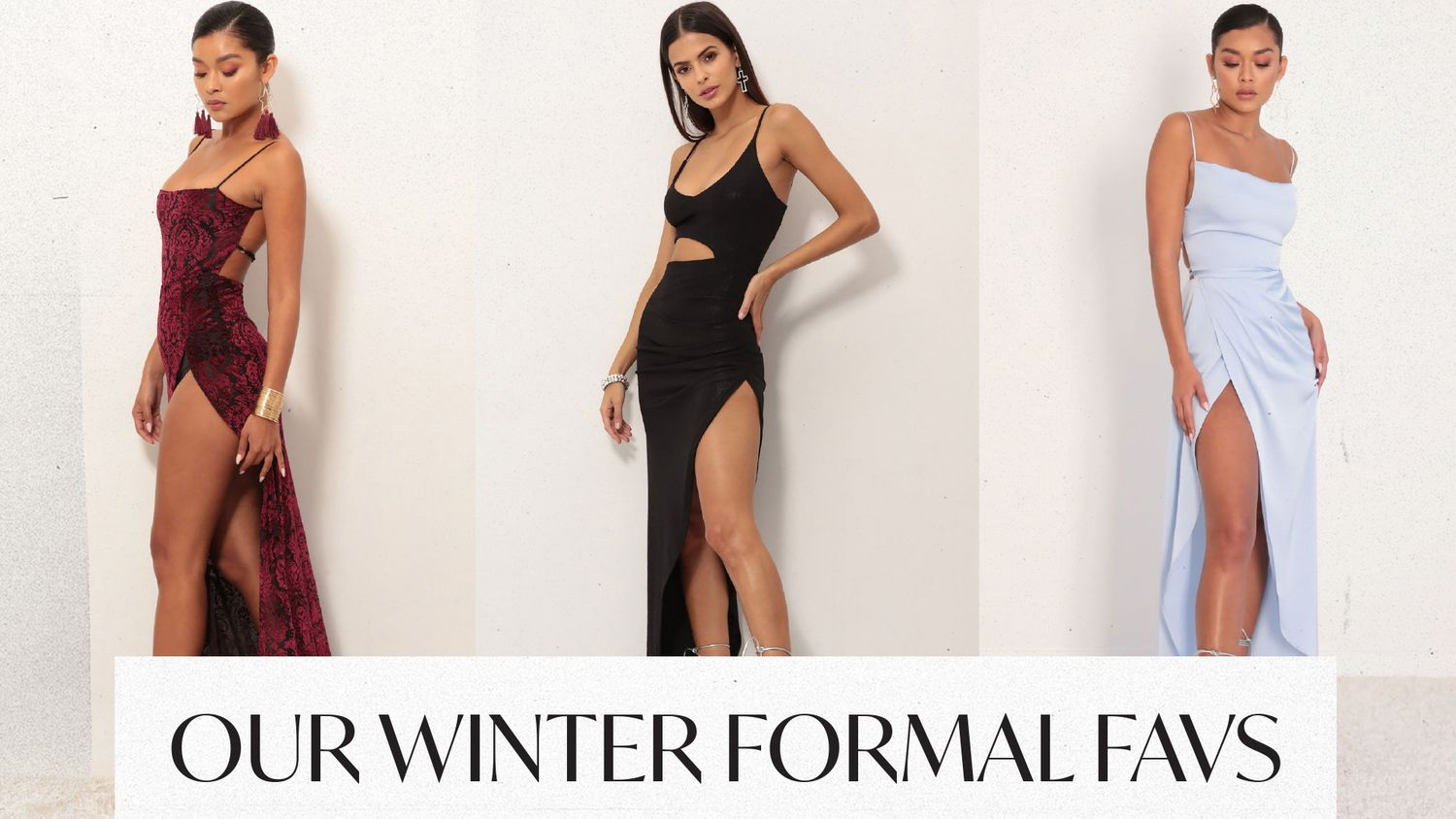 Our Winter Formal Favorites